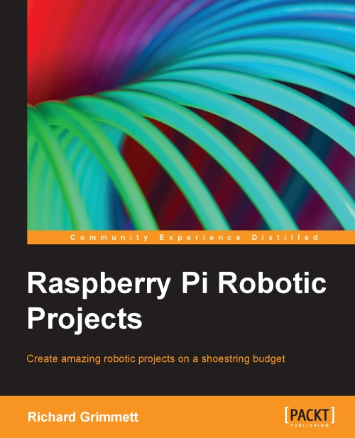 4322OT Raspberry Pi Robotic Projects